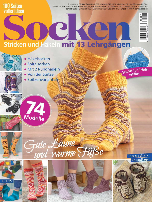 Hundert Seiten voller Ideen HU 027 - Socken