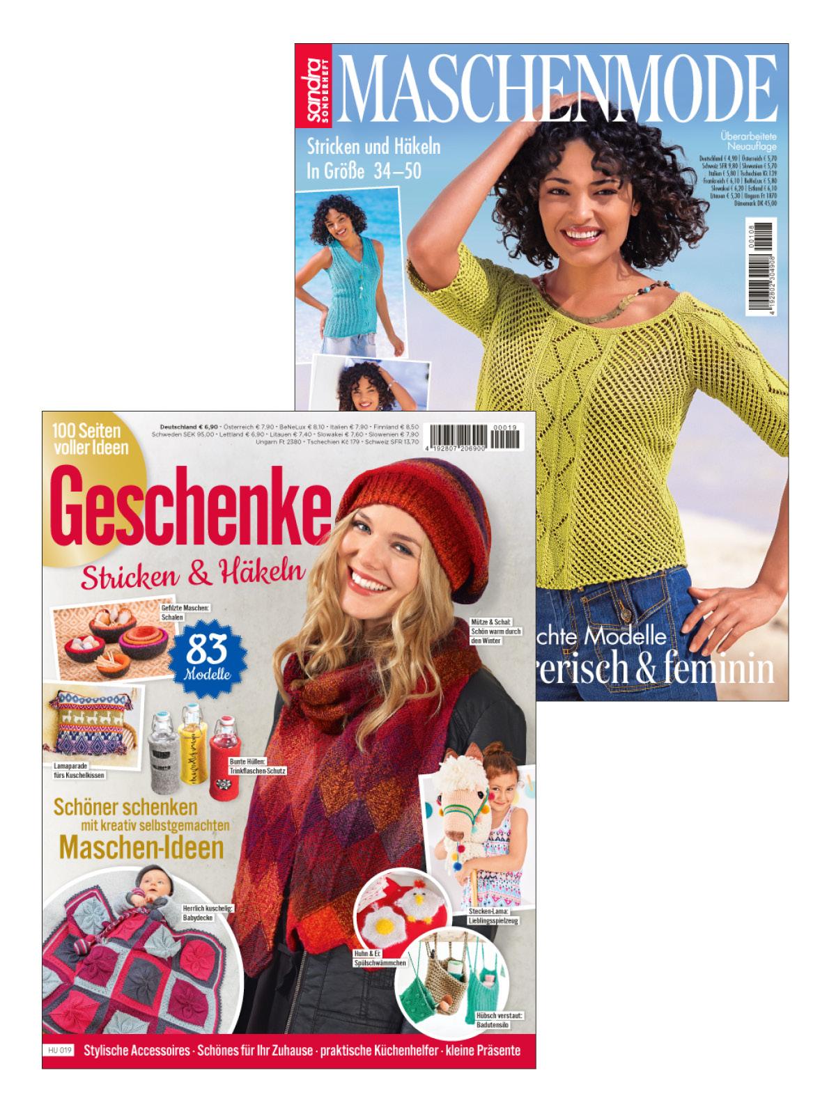 2 Zeitschriften statt Euro 11,80 nur Euro 5,90 zum Spartarif