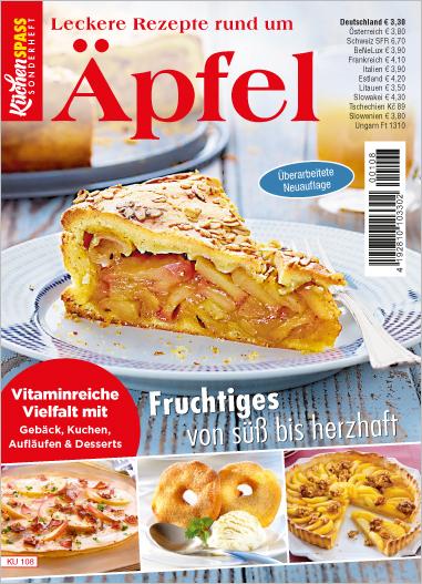Küchenspass Sonderheft - Leckere Rezepte rund um Äpfel