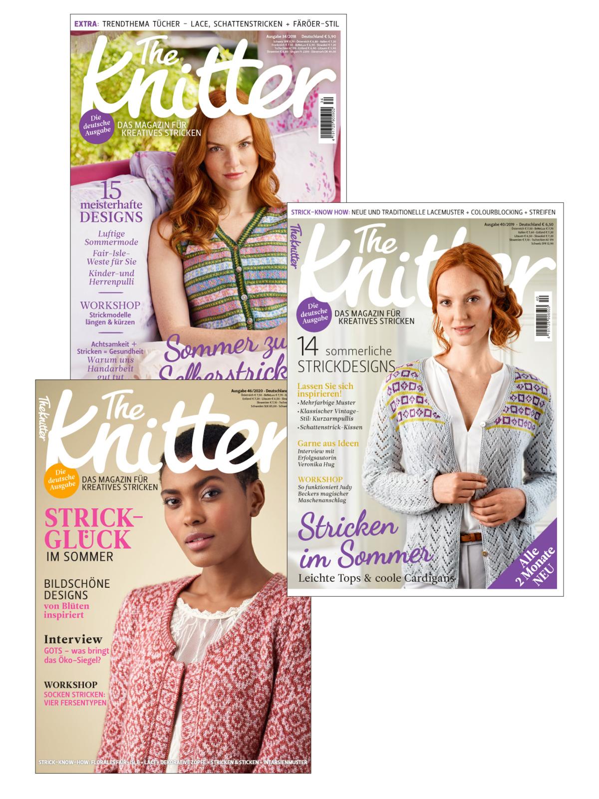 3 Zeitschriften statt Euro 18,90 nur Euro 9,45 im Sparpaket