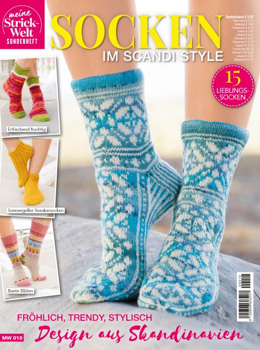 Meine Strickwelt Sonderheft - Socken im Scandi Style