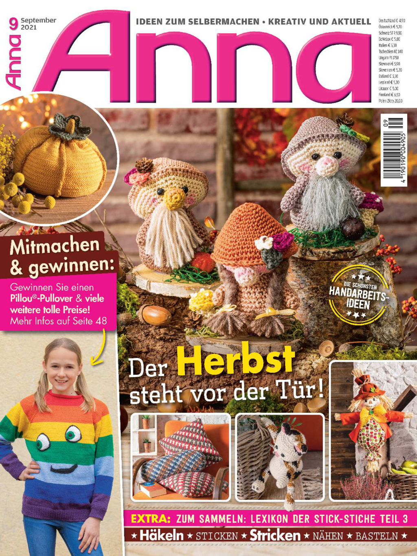 Anna Nr. 09/2021 - Der Herbst steht vor der Tür!