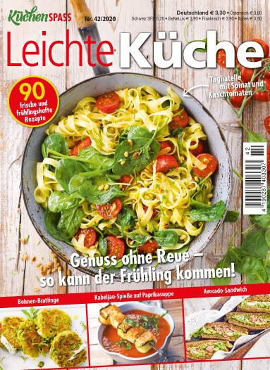 Küchenspaß 42/2020  - Leichte Küche