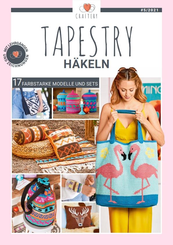 E-Magazin Nr. 05/21: Tapestry Häkeln