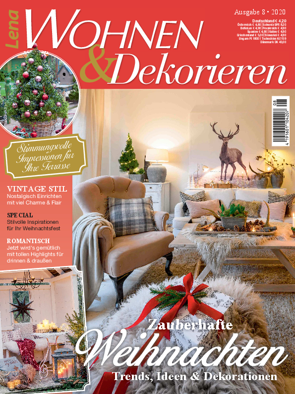 Lena Wohnen & Dekorieren Nr. 20008 - Zauberhafte Weihnachten