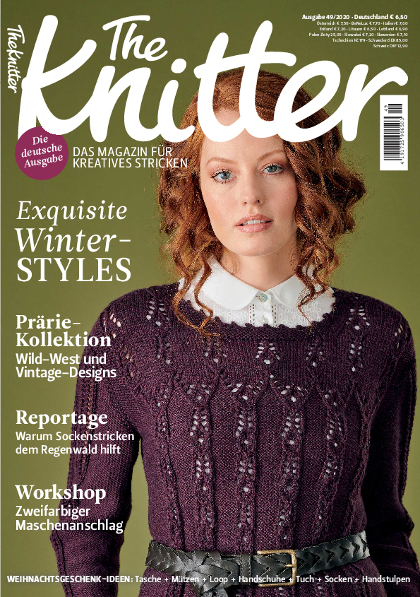 The Knitter 49/2020 - Exquisite Winter-Styles