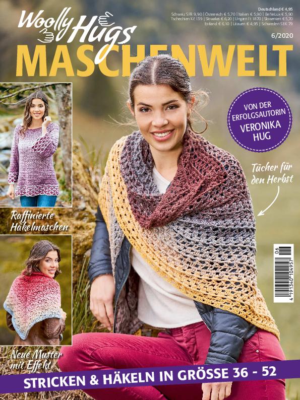 Woolly Hugs Maschenwelt Nr. 6/2020