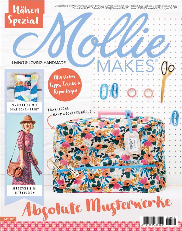 Mollie Makes Sonderheft - Nähen Spezial - Absolute Musterwerke