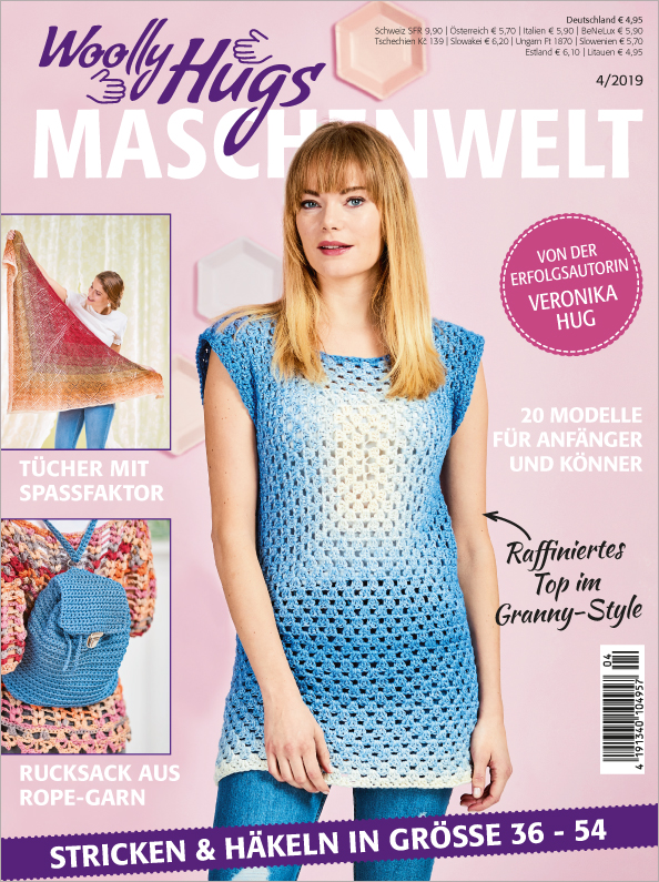 Woolly Hugs Maschenwelt Nr. 04/2019