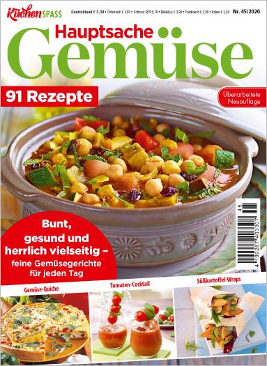 Küchenspaß - Hauptsache Gemüse