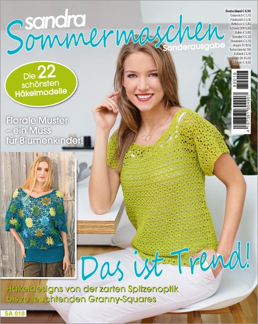 Sandra Sonderheft - Sommermaschen - Das ist Trend!