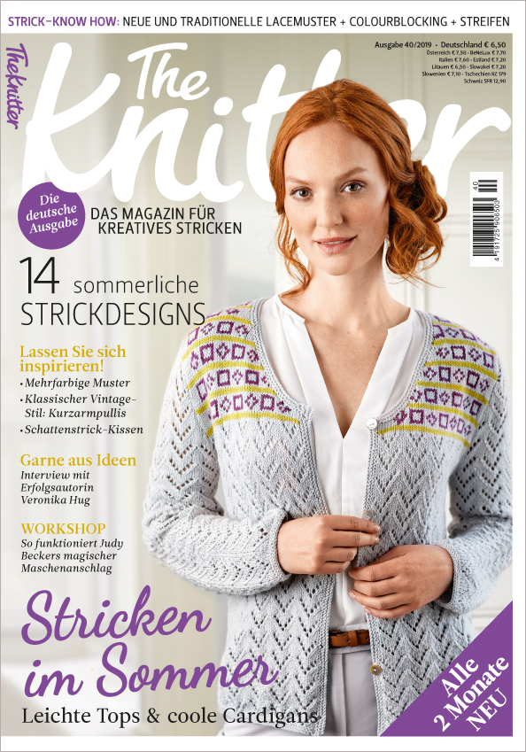 The Knitter Nr. 40/2019 - Stricken im Sommer