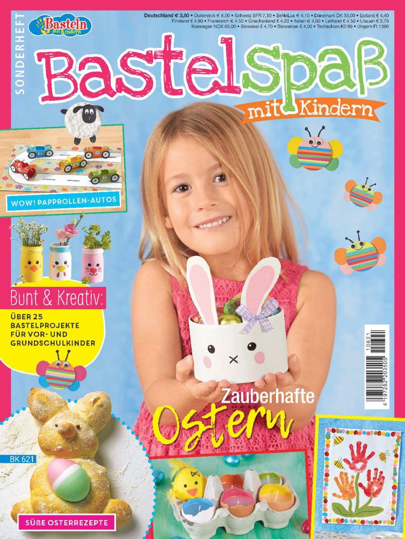 Basteln mit Kindern Sonderheft BK 621 - Zauberhafte Ostern