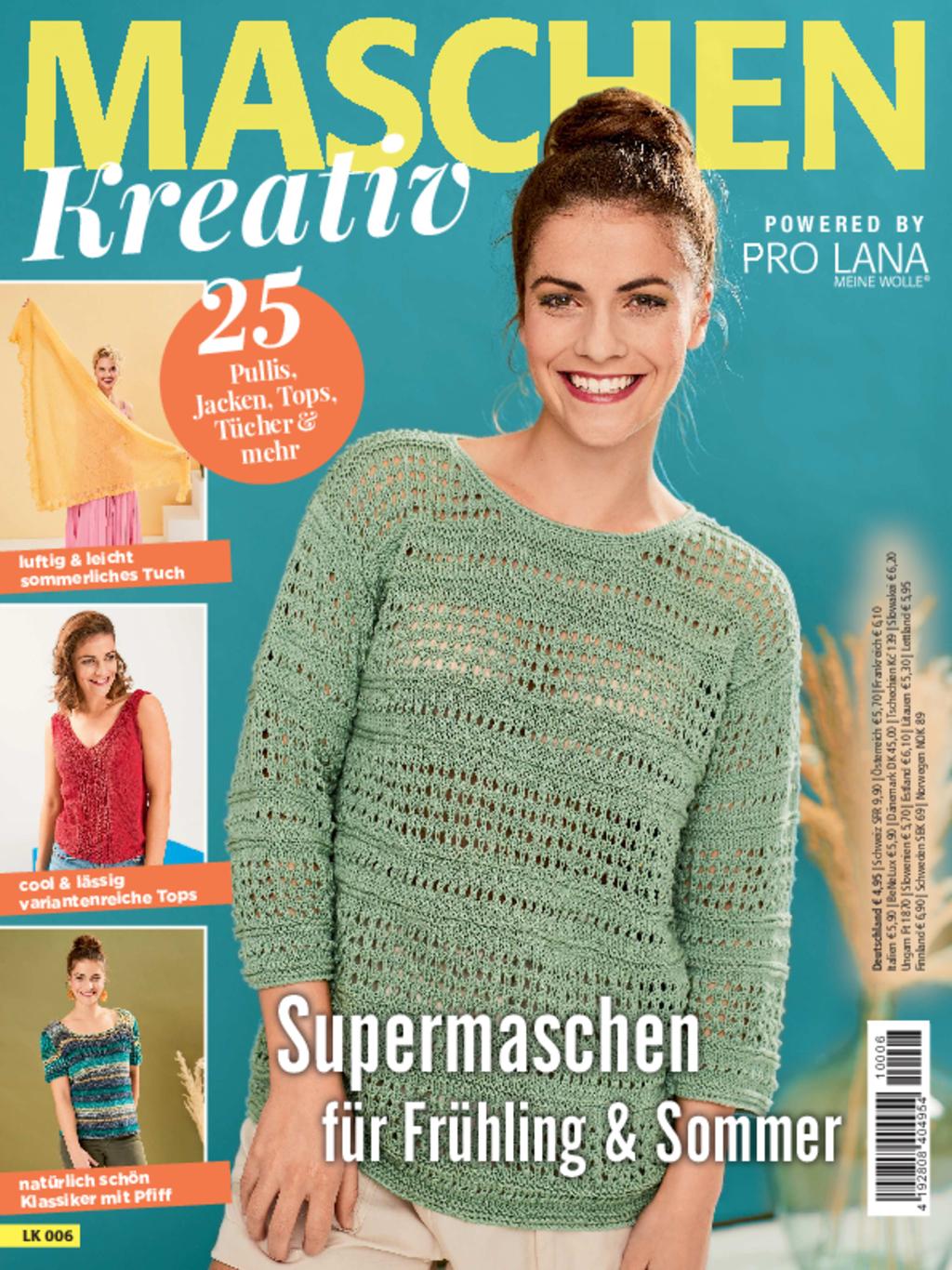 Maschen kreativ LK006 - Supermaschen für Frühling & Sommer