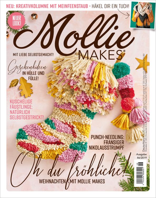 Mollie Makes Nr. 46/2019 - Oh du fröhliche!