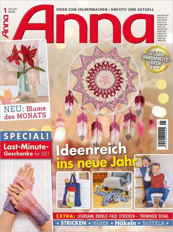 Anna Nr. 01/2020 - Ideenreich ins neue Jahr