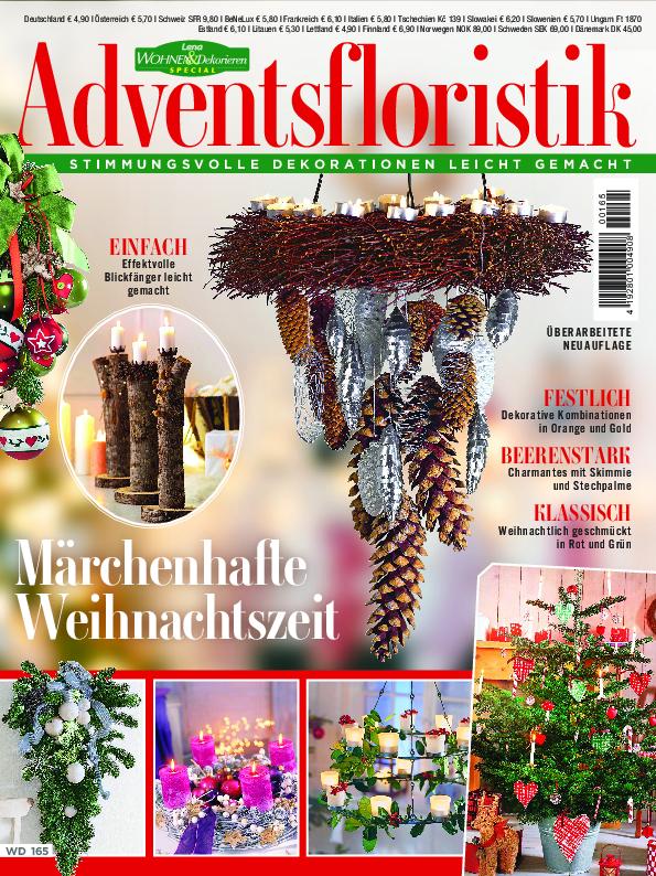 Lena Wohnen & Dekorieren Special WD165 - Märchenhafte Weihnachten