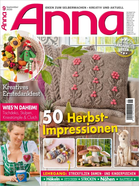 Anna Nr. 09/2020 - 50 Herbst-Impressionen