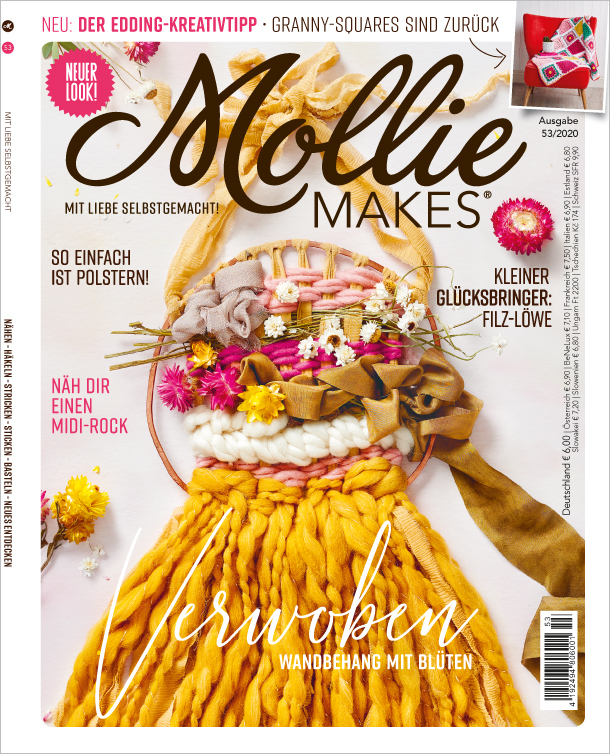 Mollie Makes Nr. 53/2020 - Verwoben