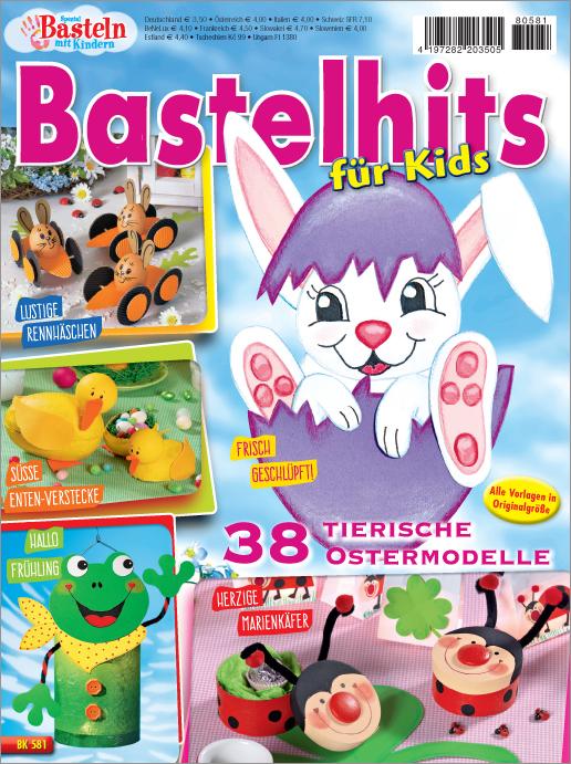 Basteln mit Kindern Spezial - Bastelhits für Kids