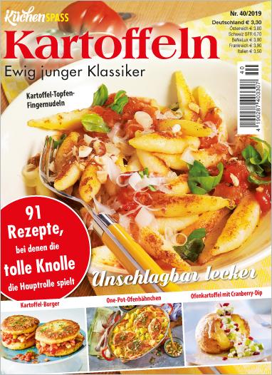 Küchenspaß 40/2019 - Kartoffeln