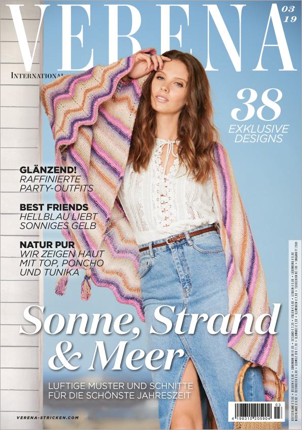 Verena Stricken Nr. 03/2019 - Sonne, Strand & Meer