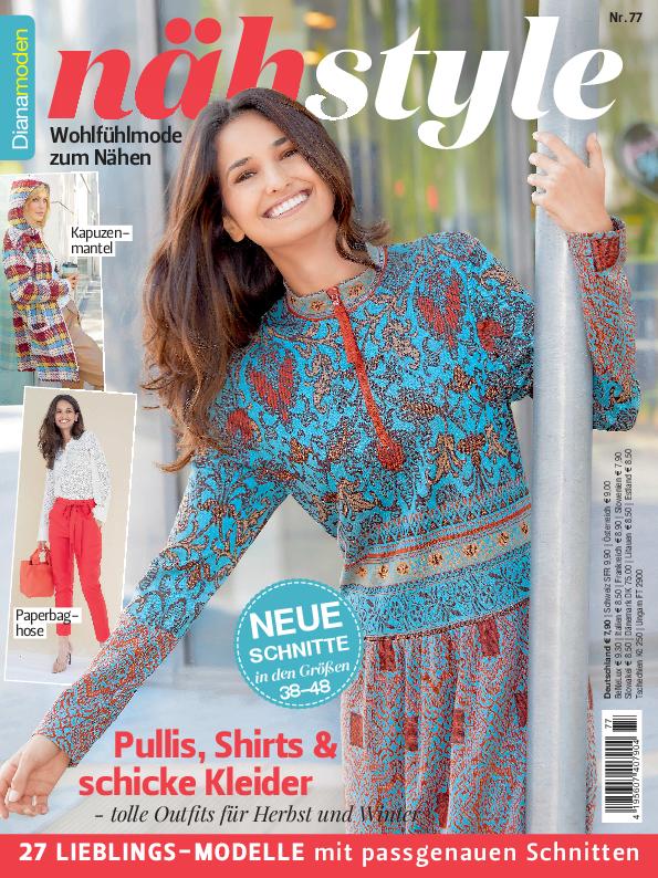 Näh-Style Nr. 77/20 - Outfits für Herbst und Winter