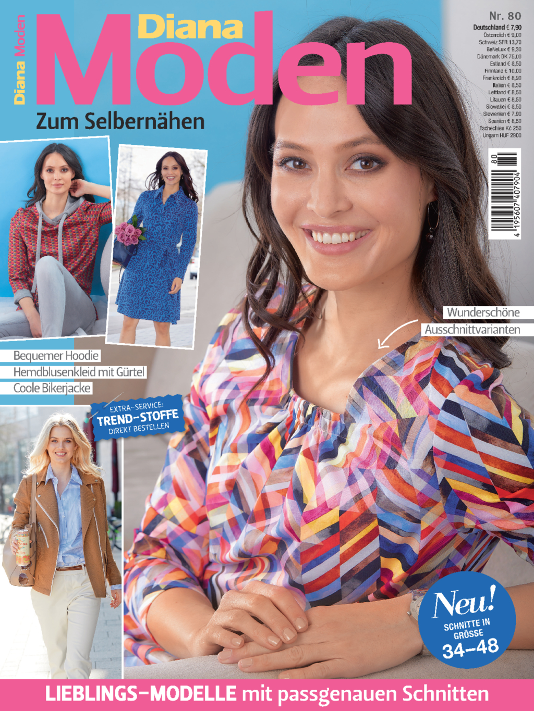 Diana Moden Nr. 80/2021 - Lieblings-Modelle