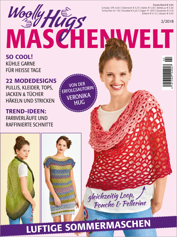 Woolly Hugs Maschenwelt Nr. 02/2018