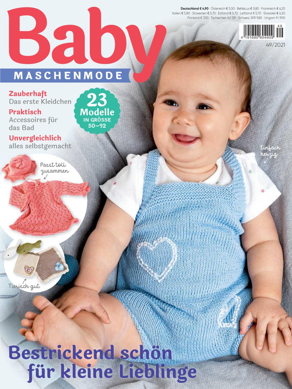 Baby Maschenmode 49/2021 - Bestrickend schön