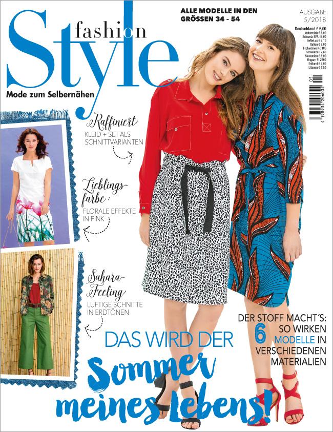 Fashion Style Nr. 05/2018 - Das wird der Sommer meines Lebens!