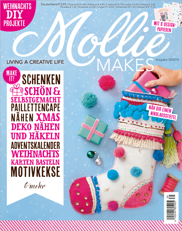 Mollie Makes Nr. 39/2018 - Weihnachten