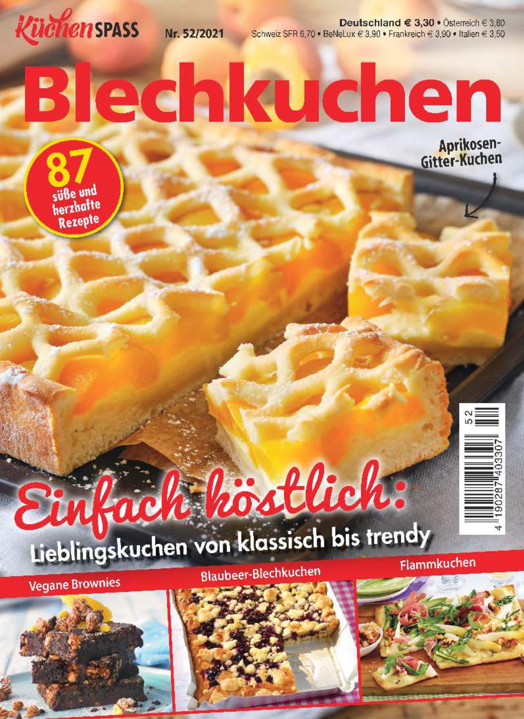 KüchenSPASS 52/2021 - Einfach köstlich